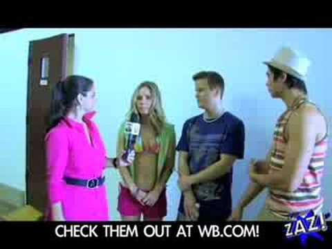 Blue Water High Interview