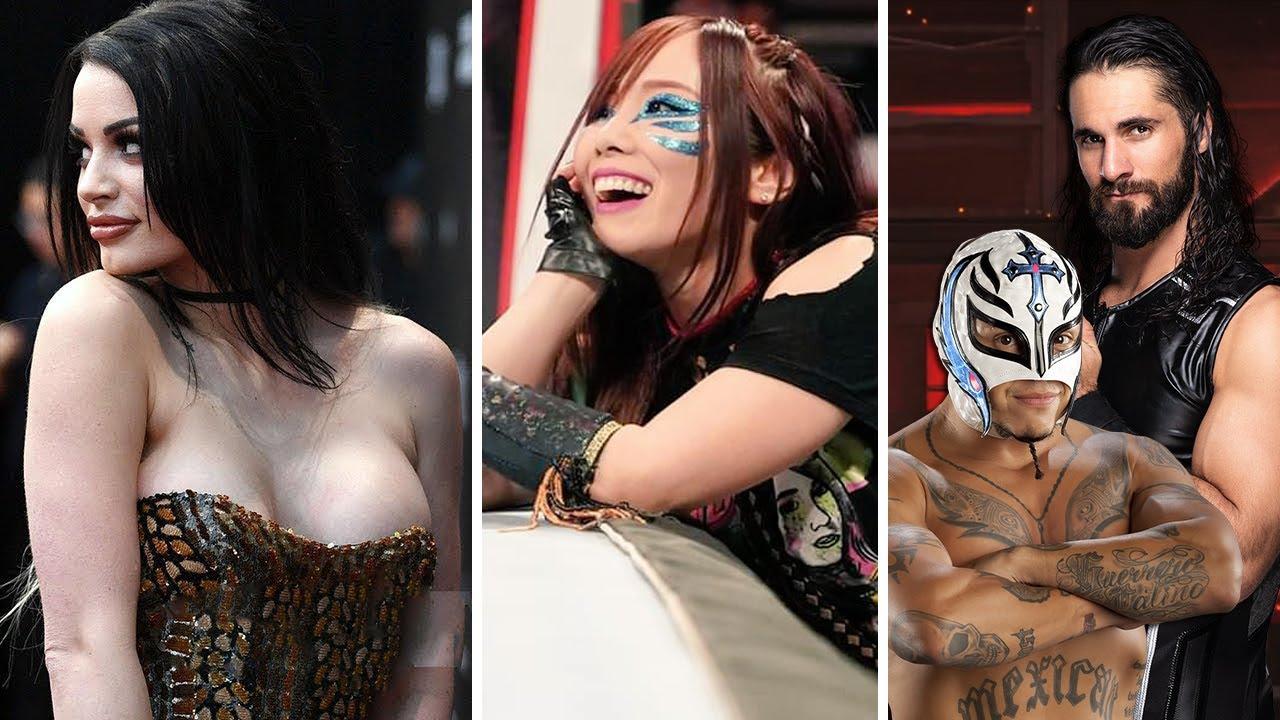 Critican a Paige por MOSTRAR DEMÁS, Kairi Sane ABANDONA WWE, Seth Rollins ELOGIA a Rey Mysterio