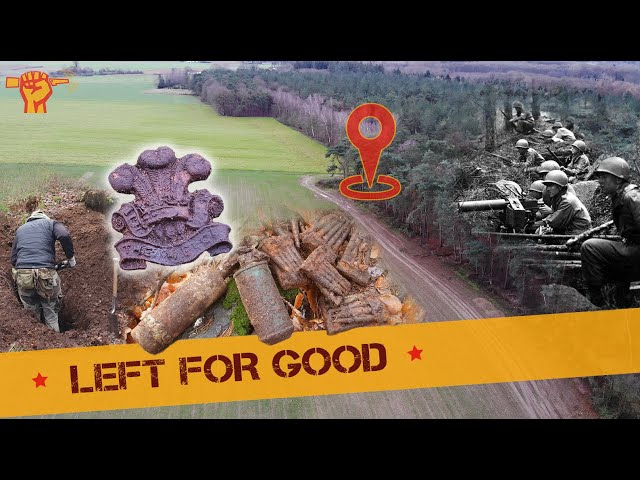 Retrieving Allied Artifacts at a WW2 FRONTLINE