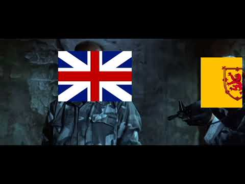 La bataille de Scandinavie