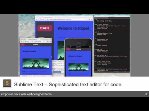Designing for Highly Technical Products — Tim McCoy & Mike Long