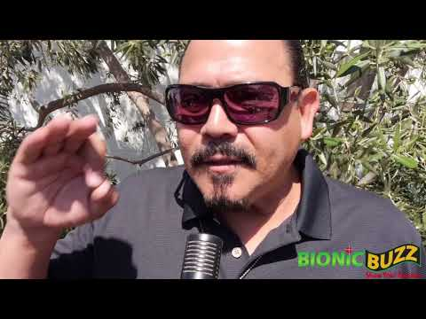 Emilio Rivera Interview at the George Lopez Celebrity Golf Classic