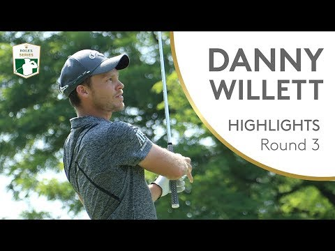 Danny Willett Highlights | Round 3 | 2018 Italian Open