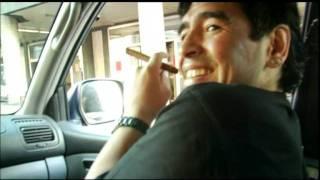 Maradona by Kusturica trailer ita