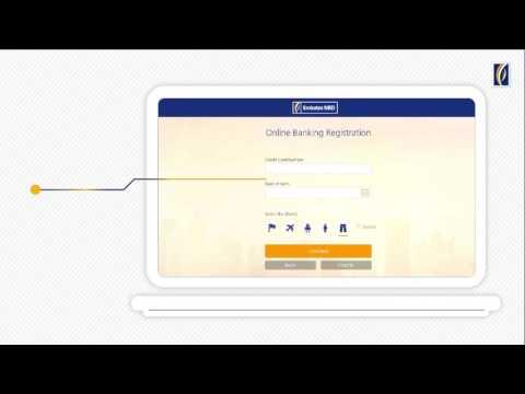 How to activate Emirates NBD Online Banking طريقة تفعيل الخدمات المصرفية عبر الإنترنت