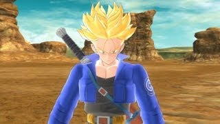 Dragonball Raging Blast 2: (Sword) Trunks' Galaxy Mode | Chaospunishment