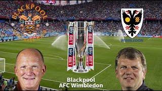 Blackpool vs AFC Wimbledon Prediction & Preview 16/11/2019 - Football Predictions