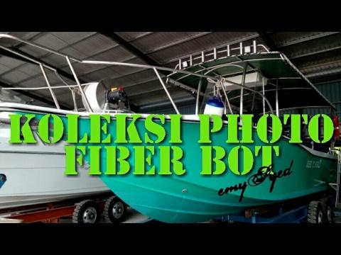 Fibre Boat Photo In Sitiawan Perak Malaysia 2017