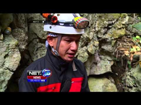 Jelajah Perut Bumi Gua Buniayu Sukabumi - NET5