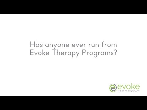 Has anyone ever run for Evoke Therapy Programs?