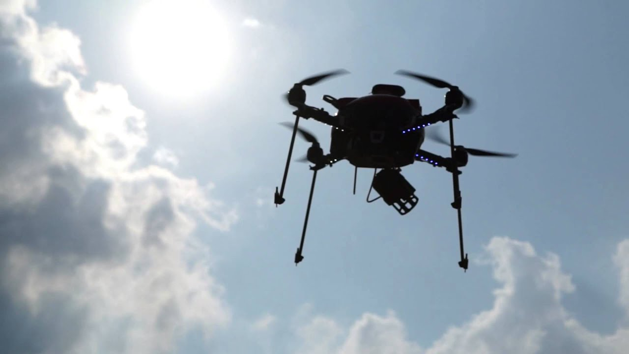 Sony's VTOL drone… and a quadcopter by Jose Antunes