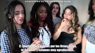 Fifth Harmony Tries Fair Food (Takeover 19) Subtitulado [5H-MEXICO-SUBS]