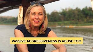 Passive aggressive a change Can man