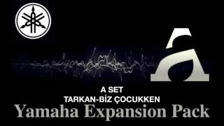 TARKAN BİZ ÇOCUKKEN A SET YAMAHA EXPANSİON PACK
