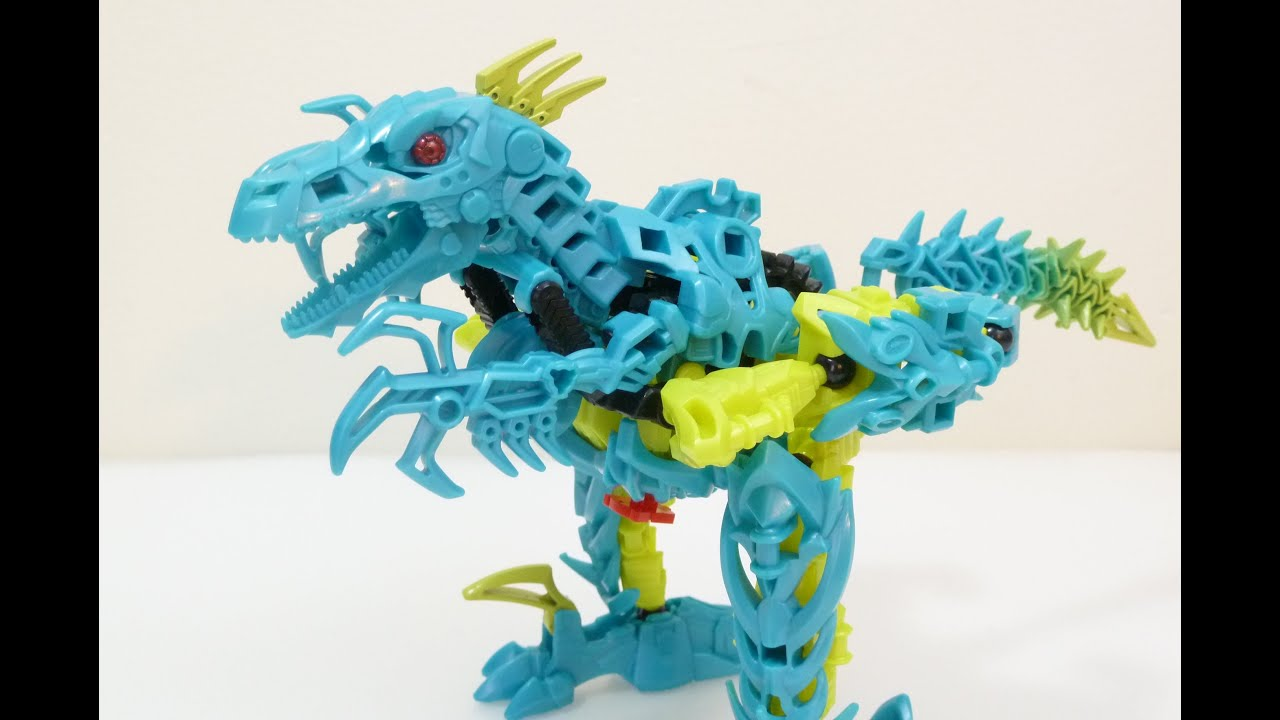 Transformers Age Of Extinction construct-bots Scorn New