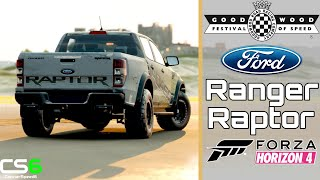 Goodwood FOS Ranger Raptor - Forza Horizon 4 - Available Now