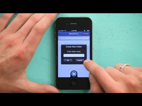 Mediafire to an iPhone : iPhone Tips & Tricks