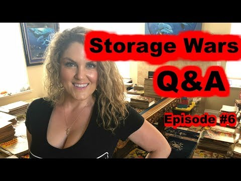 Storage Wars Monday Fan Interaction Q&A Is Dave Hester really a JERK??