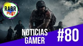 Noticias Gaming #80 PLAYSTATION - WILDLANDS - ALONE IN THE DARK - XBOX