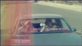 """Christina Aguilera """"Lotus"""" Album CM"""