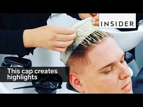 This Cap Highlighting Technique Creates Highlights For