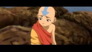Aang Learns Energy Bending   Only Living Lion Turtle HD