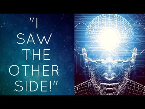 """I Went To The Other Side!"" A Near Death Experience!  (True Story!)"