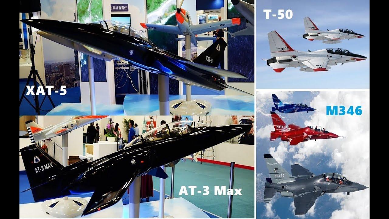 挑戰新聞軍事精華版 爭取空軍下一代高教機 漢翔擬研發新型攻擊教練機