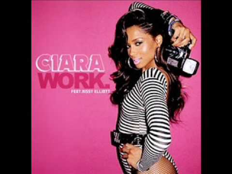Ciara feat Missy Elliot - Work