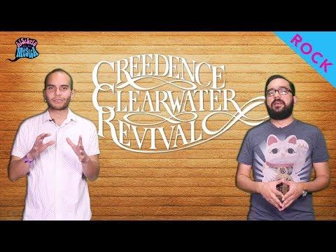 CREEDENCE CLEARWATER REVIVAL - HISTERIA DE LA MÚSICA