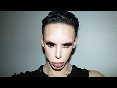 Thumbnail: Man Spends $50,000 to Become Genderless Alien