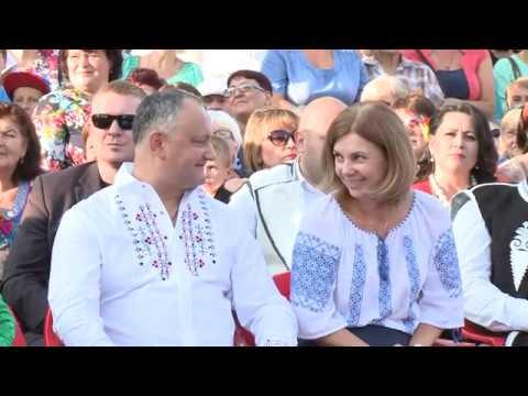 Festivalul Costumului National Vulcanesti