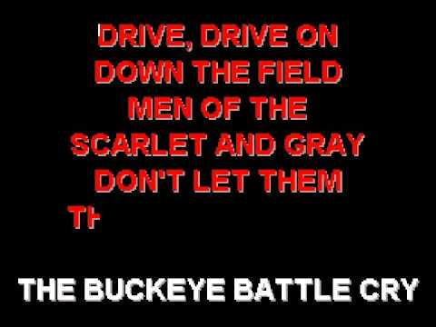 FSK5936 01   Ohio State Marching Band   Buckeye Battle Cry