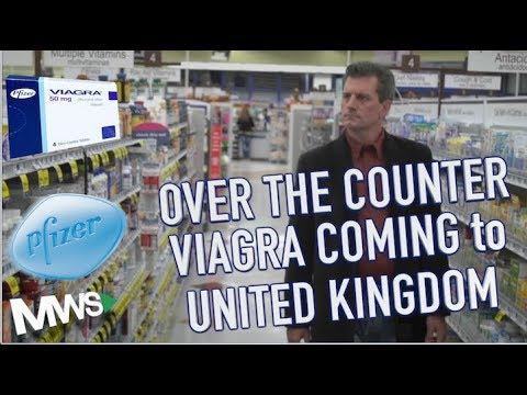 Pharmacy First for Viagra | UK Approves Pfizer's Over-the-Counter Viagra