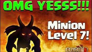 Clash of Clans - Minion Attack Strategy: Tutorial Universe ✔