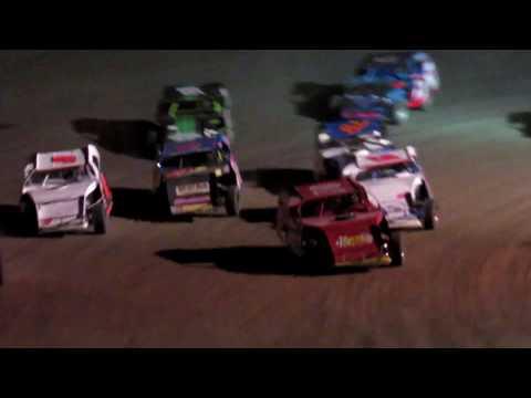Desert Thunder Raceway I.M.C.A Modified Main Event 4/14/18