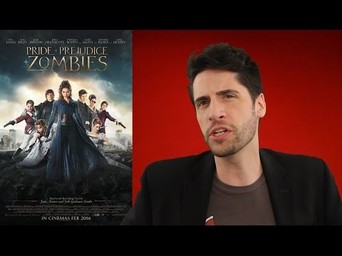 Pride & Prejudice & Zombies – movie review