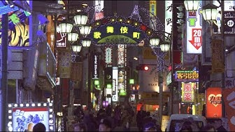 Free Stock Video  - Neon Signs on Japanese Street - Free Download at Videvo.net