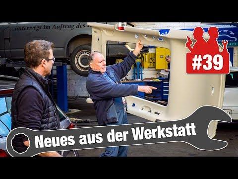 VW-Konstruktionsfehler im Wasser-Passat? Neue Kolbenringe für den Problem-Benz & ein Karmann-Ghia!
