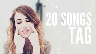 20 SONGS TAG
