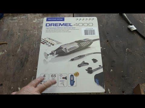 The Dremel 4000