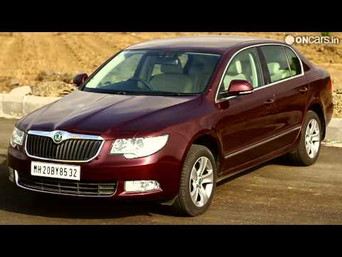 Skoda Superb Design Review: OnCars Reviews