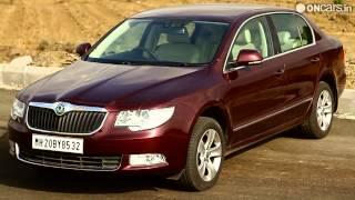 Skoda Superb Design Review: OnCars Reviews