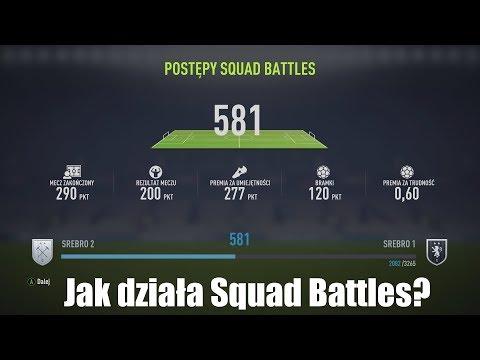 FIFA 18 - Jak działa Squad Battles?