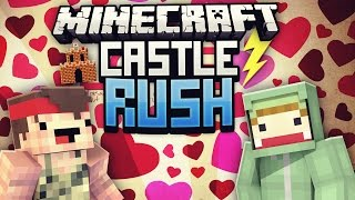 REWI & UNGE in LOVE! - Minecraft CASTLE RUSH - uKU #07 | ungespielt