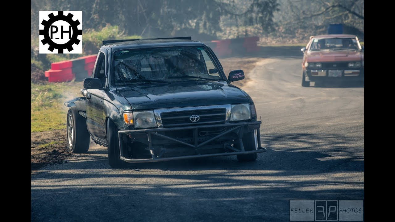 This Tacoma Drift Truck Is A Workhorse