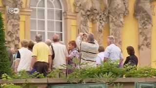 Potsdam - Sanssouci Palace & Gardens | Discover Germany