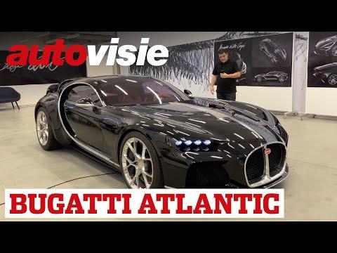Onthuld: Bugatti Atlantic