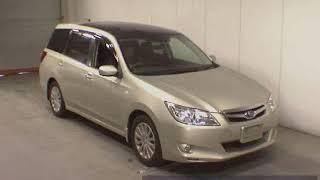 2008 Subaru Exiga 2.0I-L_4WD YA5