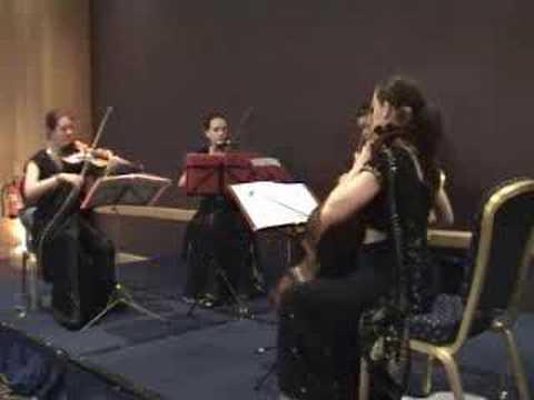 Indian Wedding Entrance Music Bollywood String Quartet Chura Liya Hai Tumne Instrumental